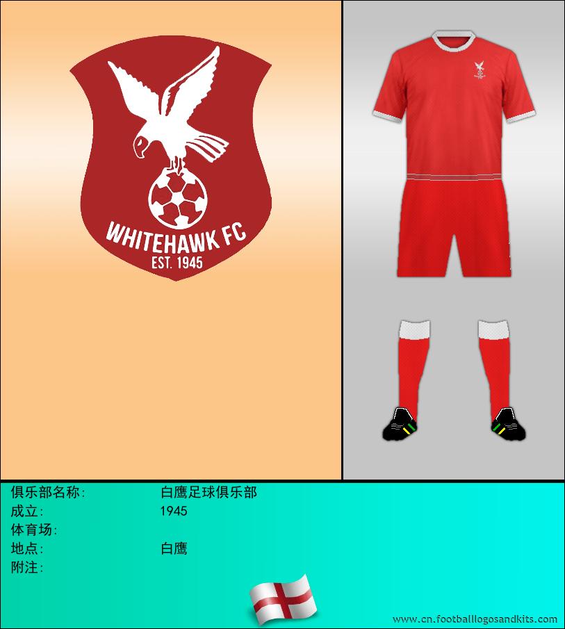 标志WHITEHAWK 足球俱乐部