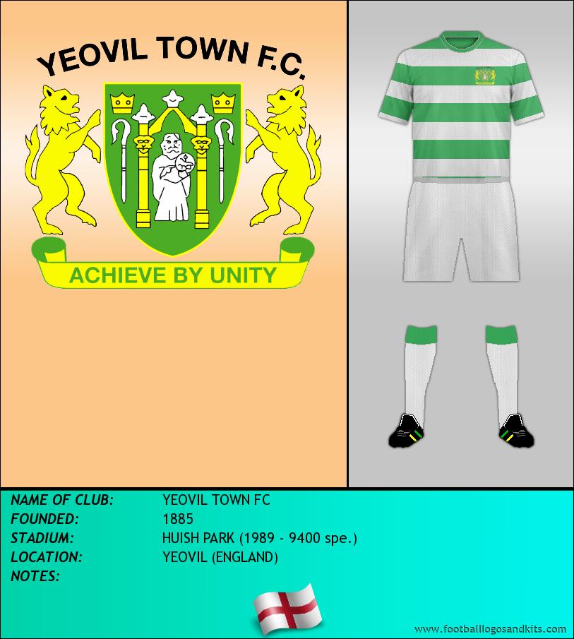 Logo of YEOVIL TOWN FC