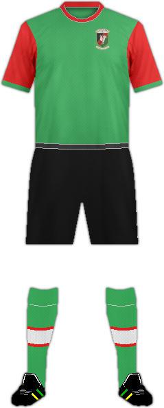 Kit GLENTORAN FC