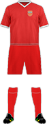 Kit ANNAGH UNITED FC