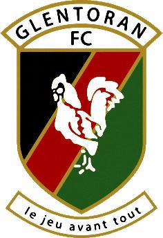 Logo of GLENTORAN FC (NORTHERN IRELAND)