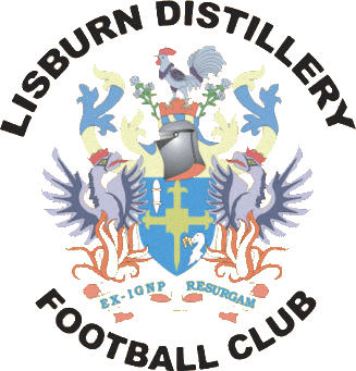 Logo of LISBURN DISTILLERY FC (NORTHERN IRELAND)