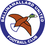 Logo of BALLINAMALLARD UNITED FC