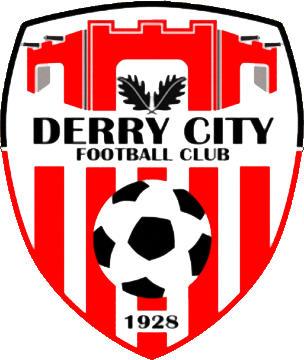 Logo of DERRY CITY F.C. (IRELAND)