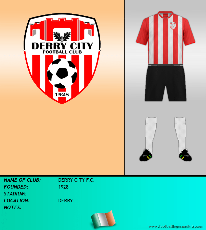 Logo of DERRY CITY F.C.