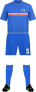 Kit ICELAND NATIONAL FOOTBALL TEAM