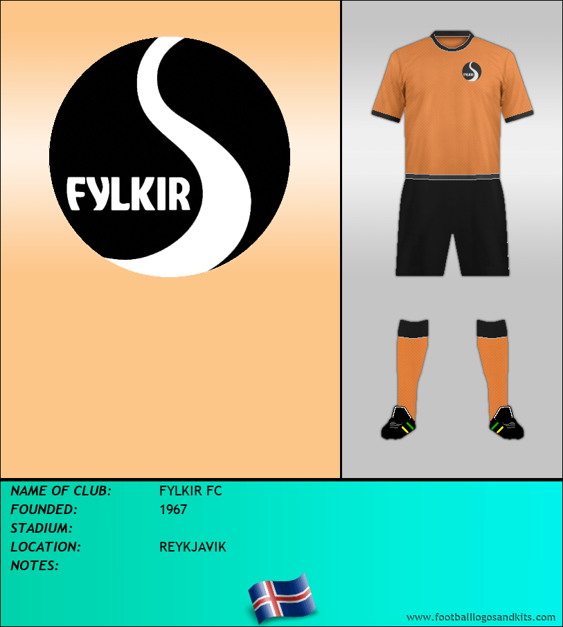 Logo of FYLKIR FC