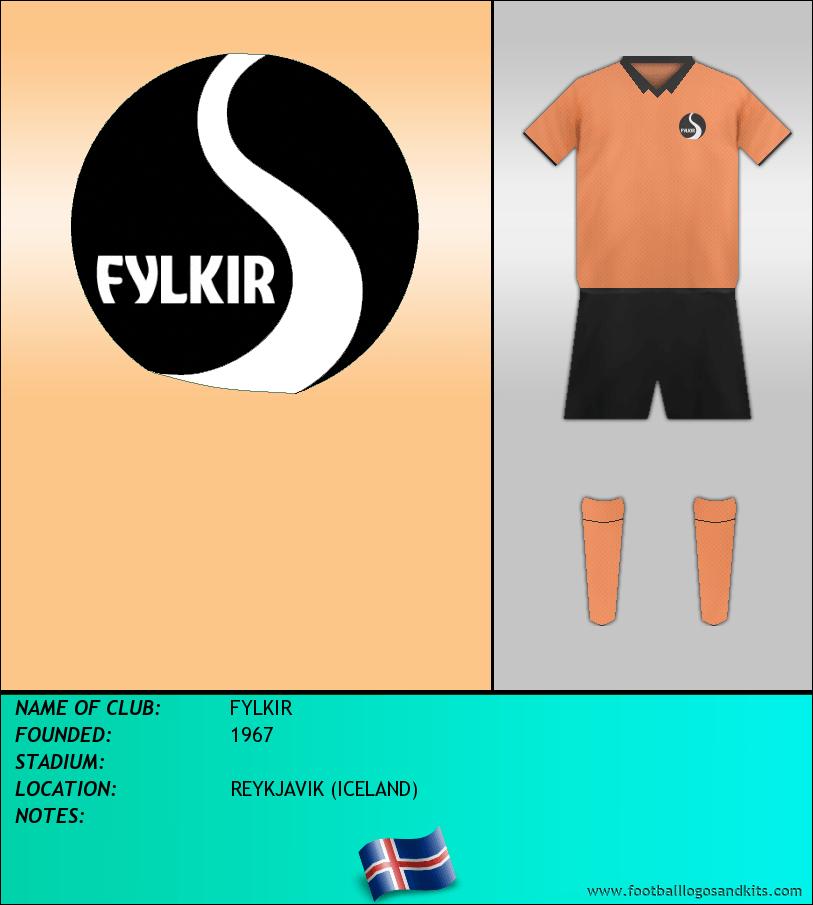 Logo of FYLKIR