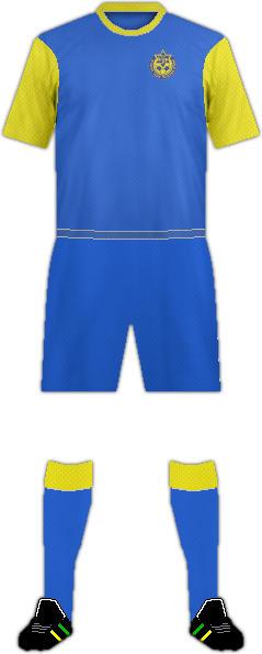 Kit MACCABI HERZLIYA FC