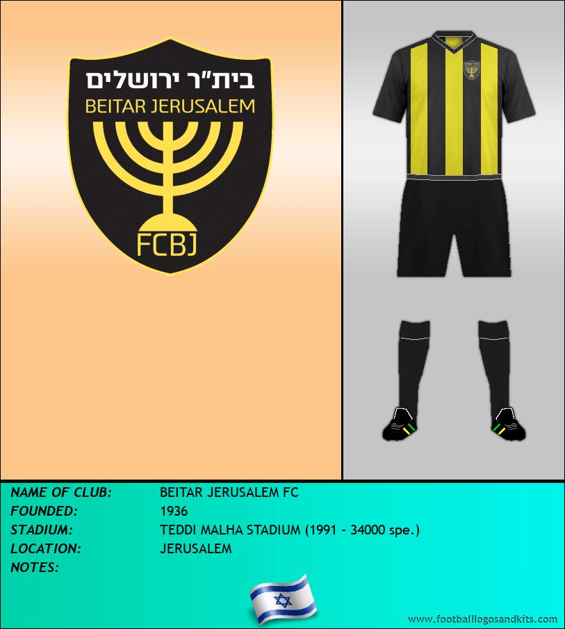 Logo of BEITAR JERUSALEM FC