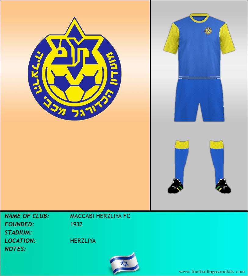 Logo of MACCABI HERZLIYA FC