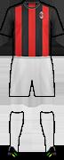 Kit A.C. MILAN