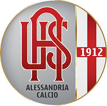 Logo of U.S. ALESSANDRIA CALCIA (ITALY)