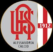 Logo of U.S. ALESSANDRIA CALCIO