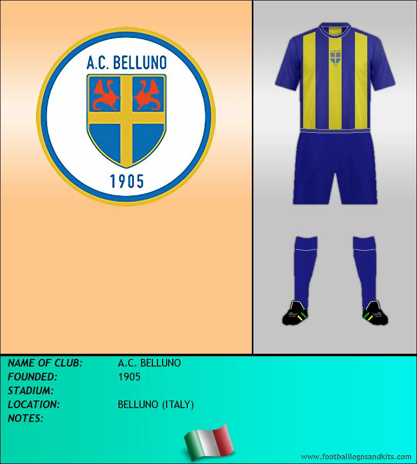 Logo of A.C. BELLUNO