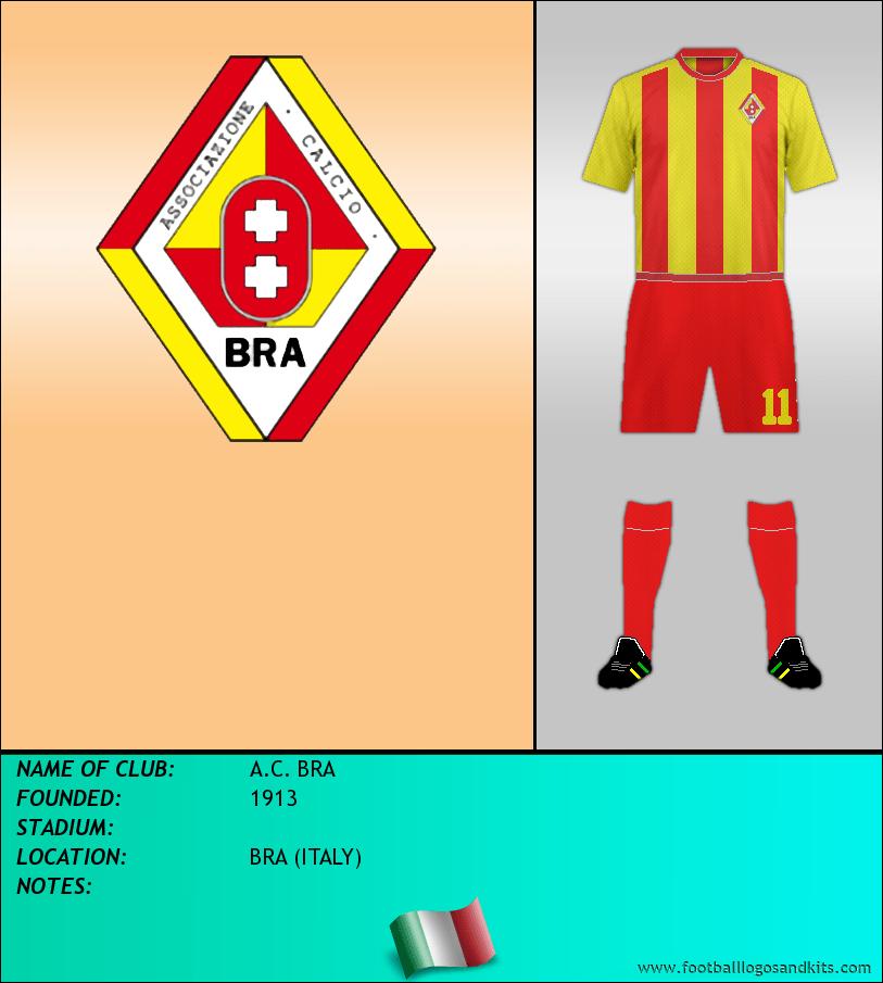 Logo of A.C. BRA