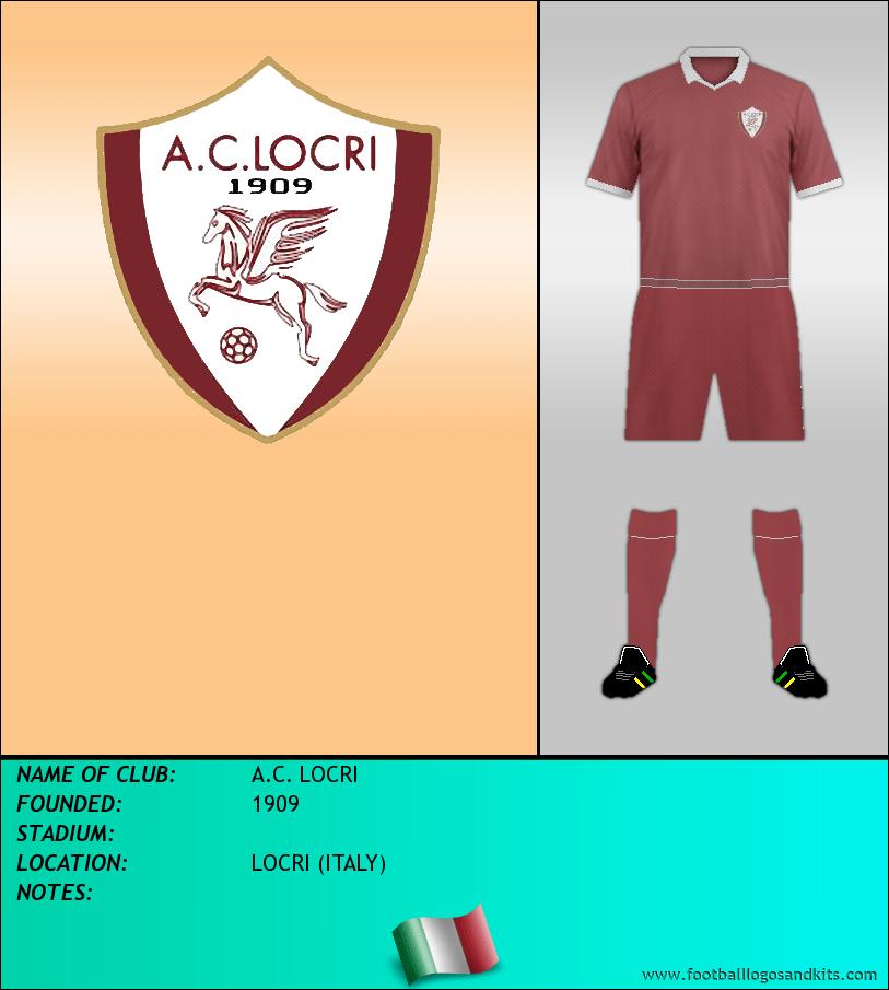 Logo of A.C. LOCRI