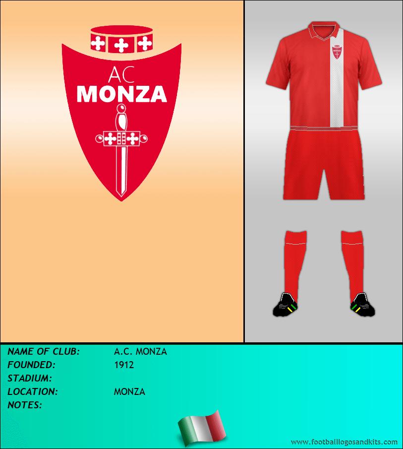 Logo of A.C. MONZA