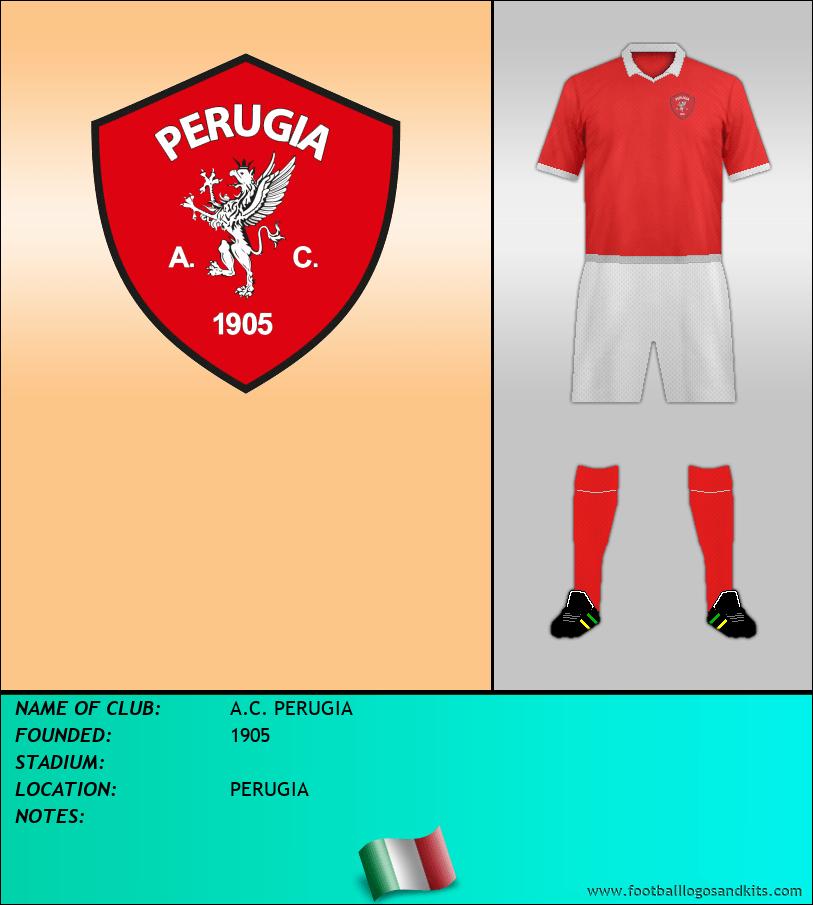 Logo of A.C. PERUGIA