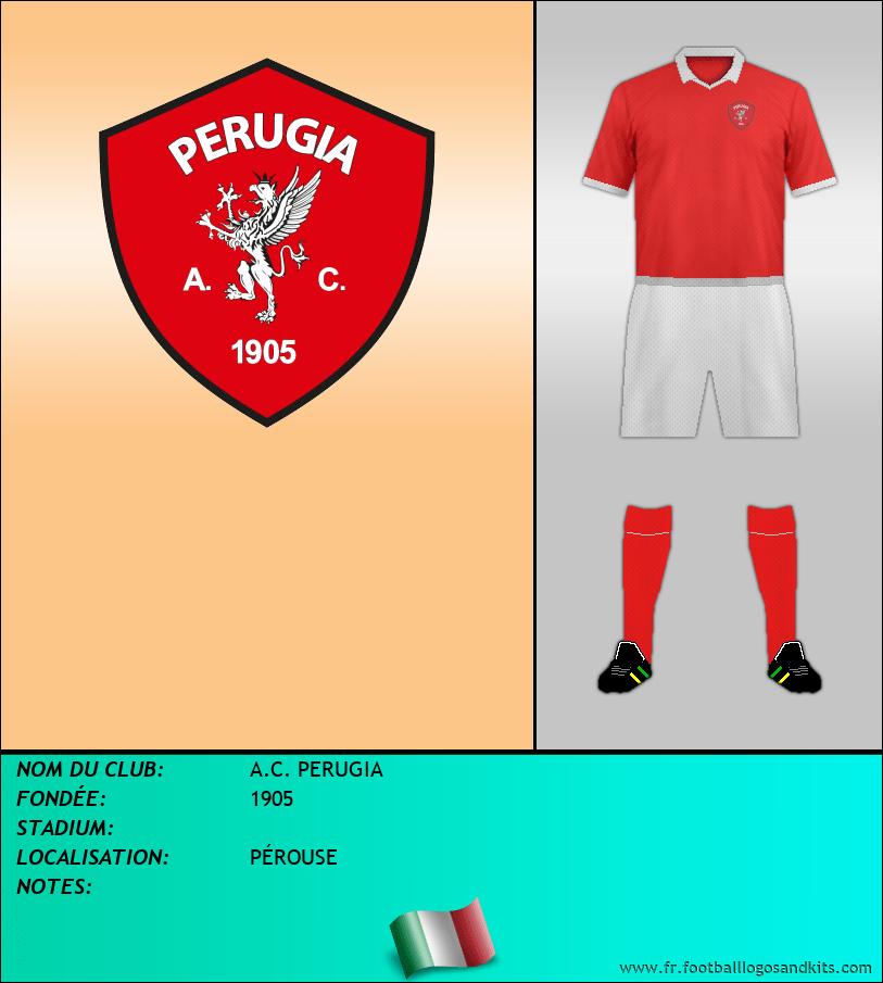 Logo de A.C. PERUGIA