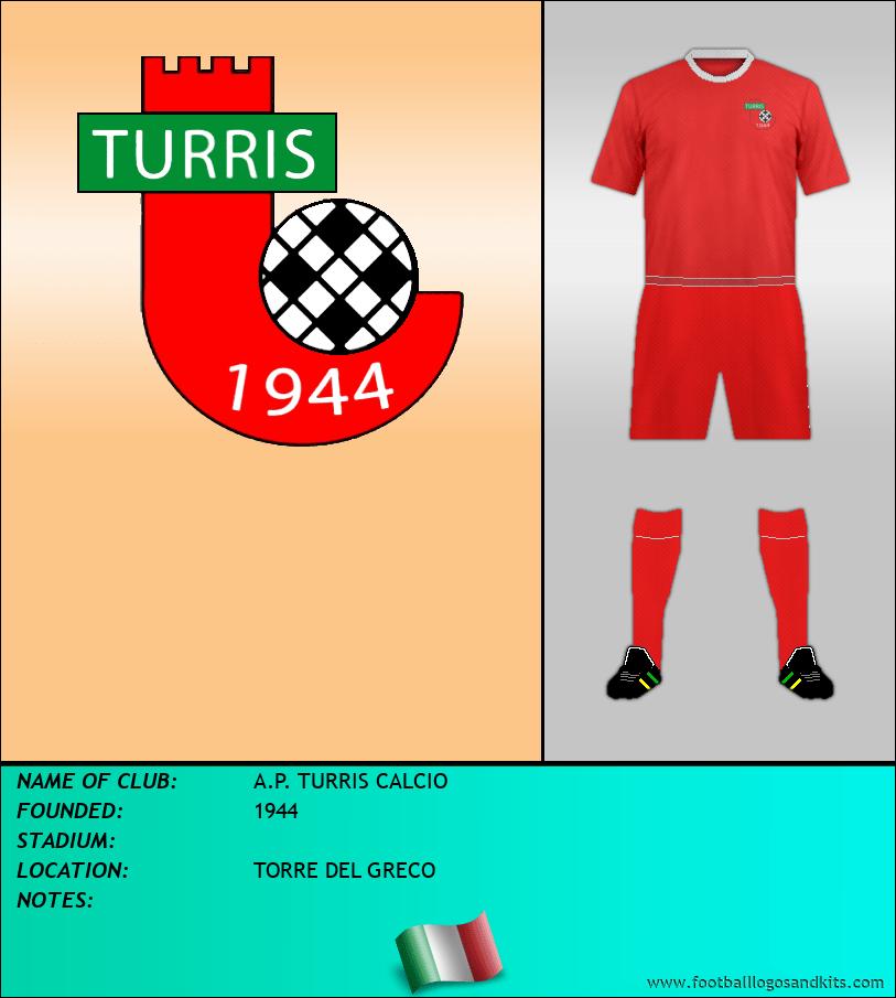 Logo of A.P. TURRIS CALCIO