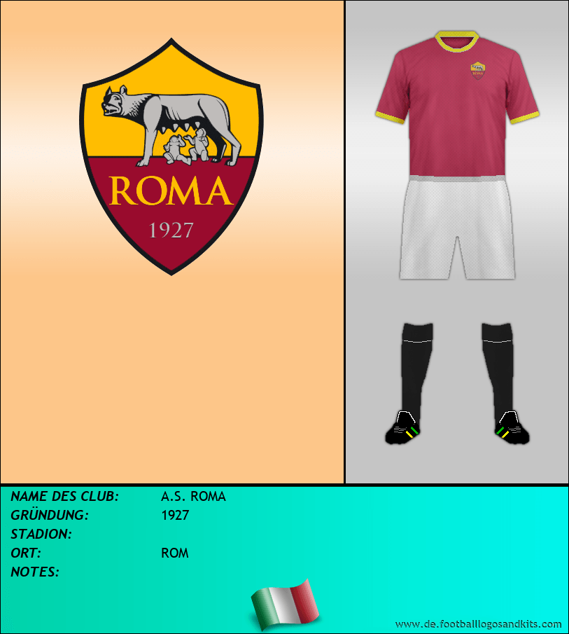 Logo A.S. ROMA