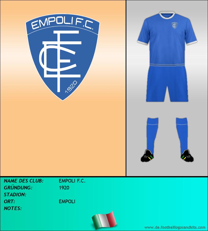 Logo EMPOLI F.C.