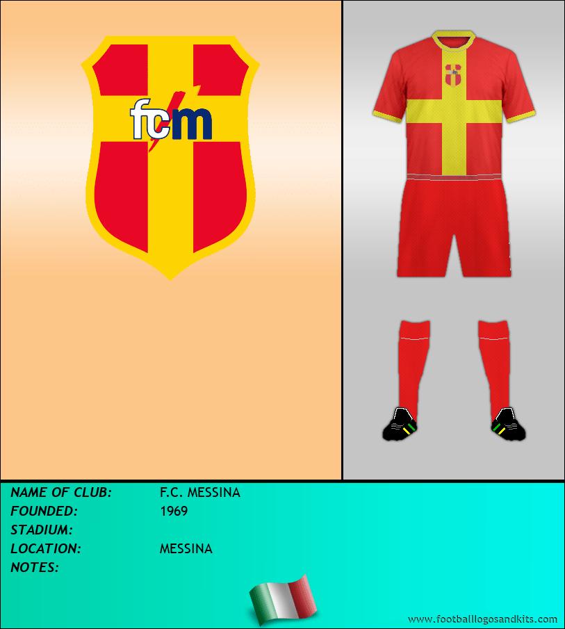 Logo of F.C. MESSINA