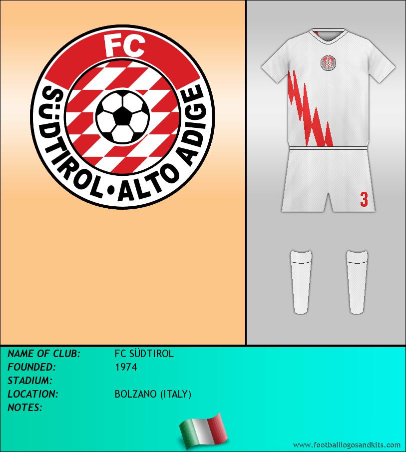 Logo of FC SÜDTIROL
