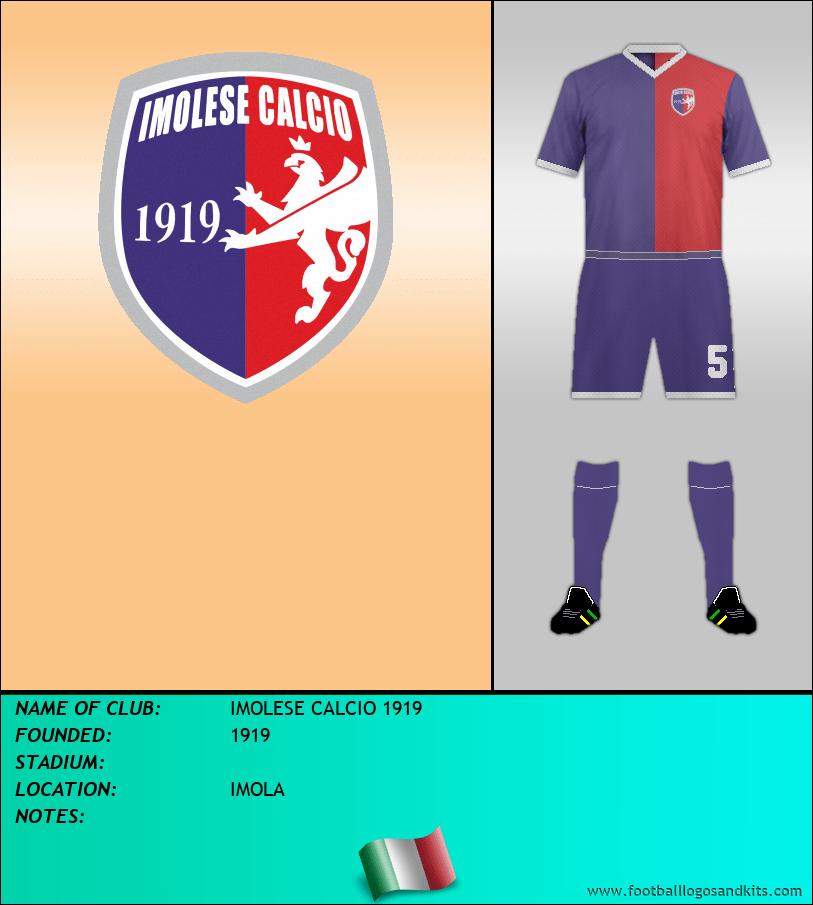 Logo of IMOLESE CALCIO 1919