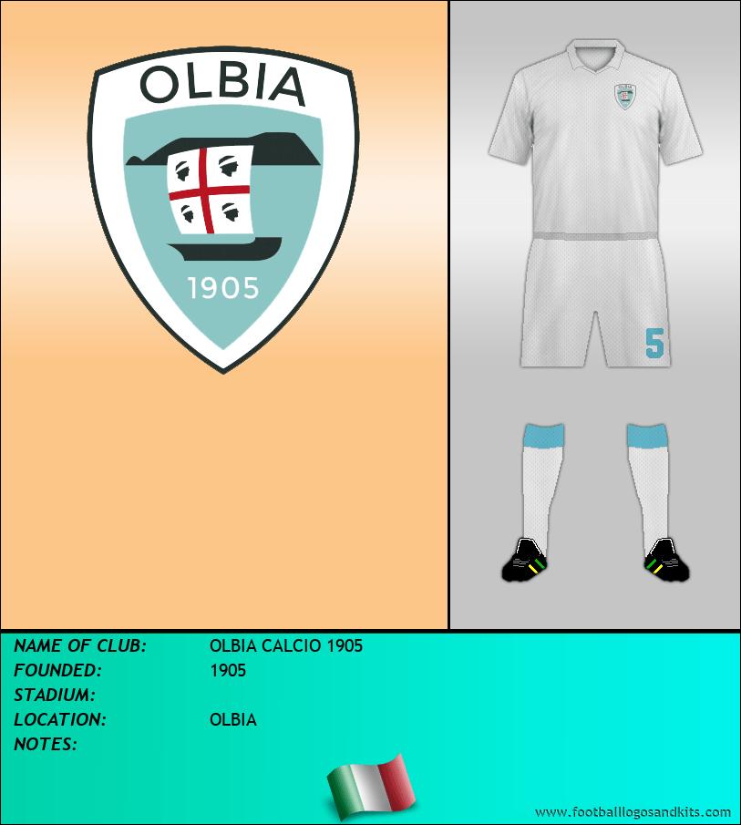 Logo of OLBIA CALCIO 1905