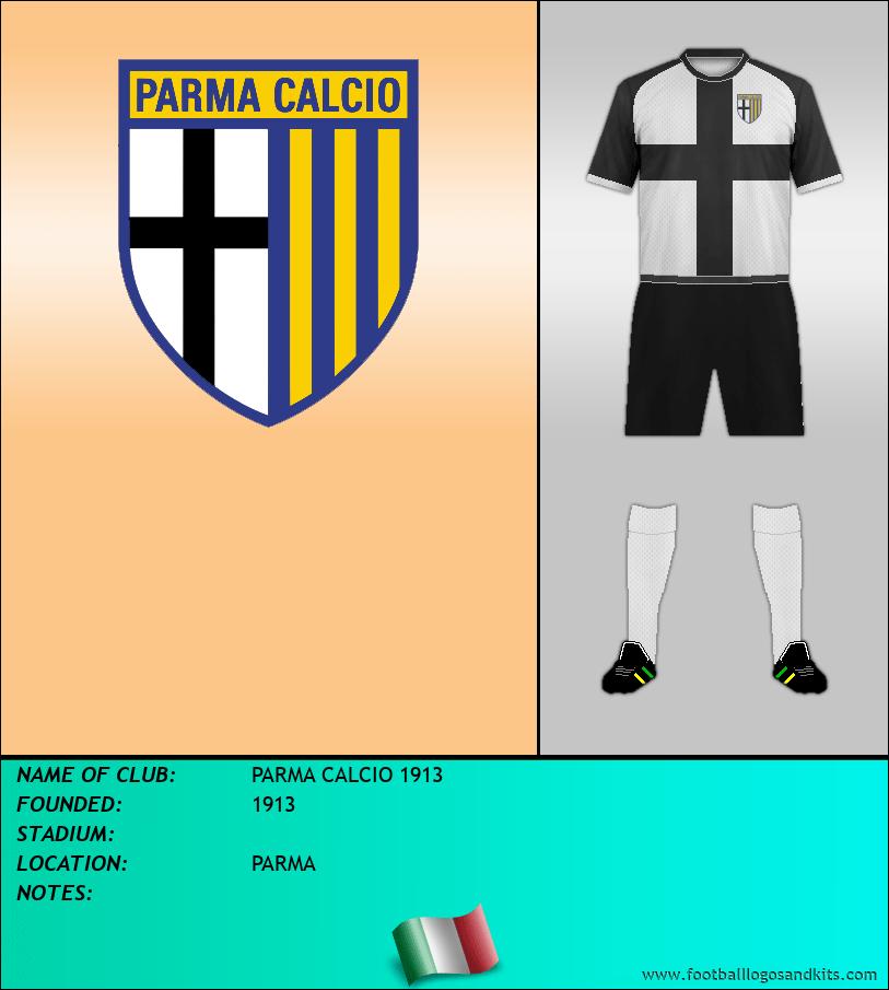 Logo of PARMA CALCIO 1913