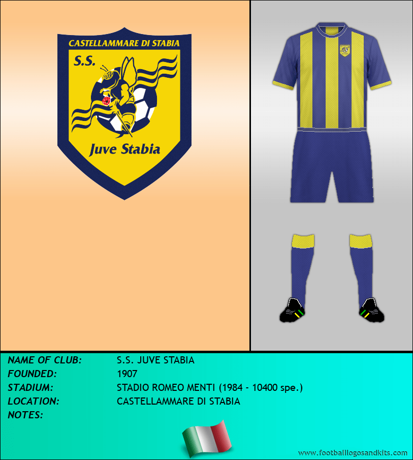 Logo of S.S. JUVE STABIA