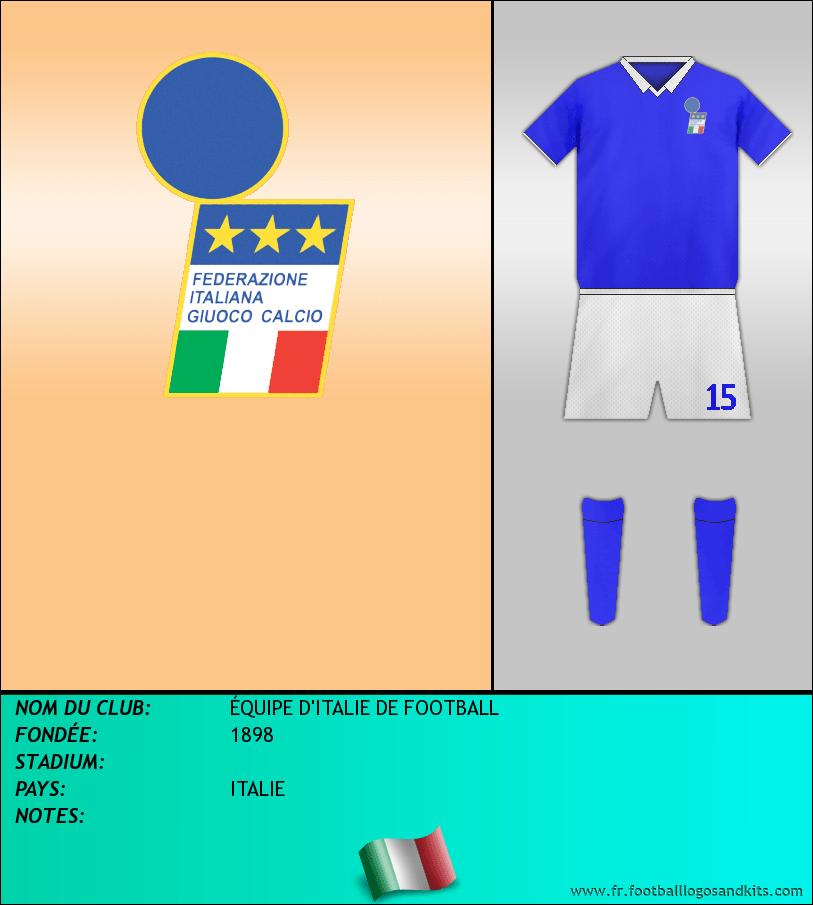 Equipe de foot logo