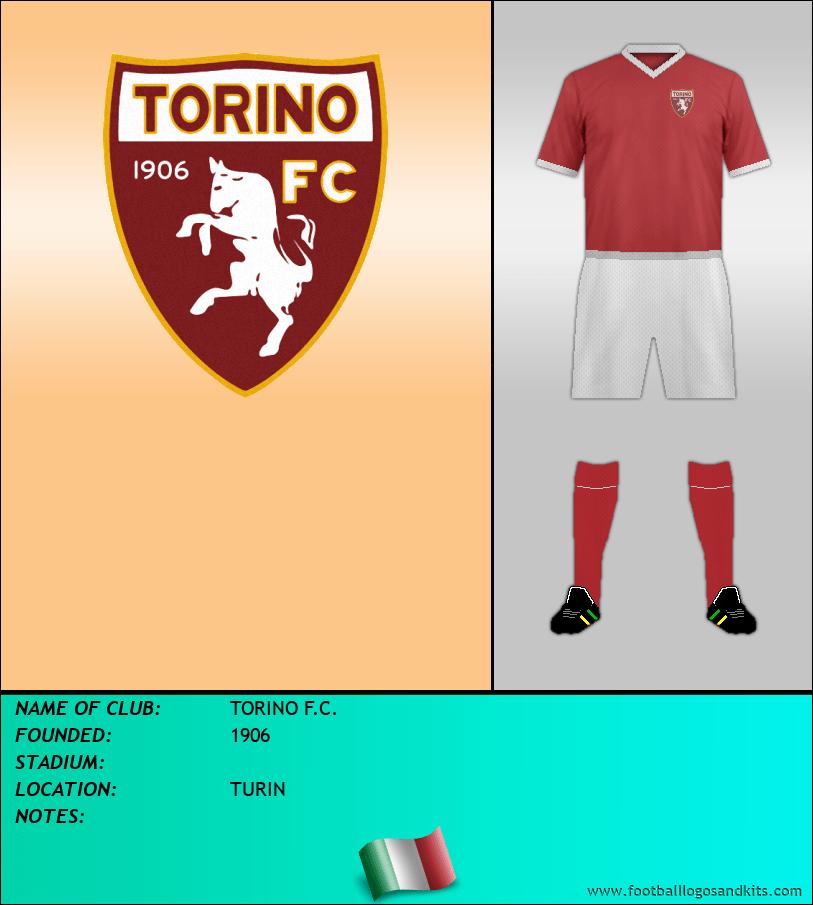 Logo of TORINO F.C.