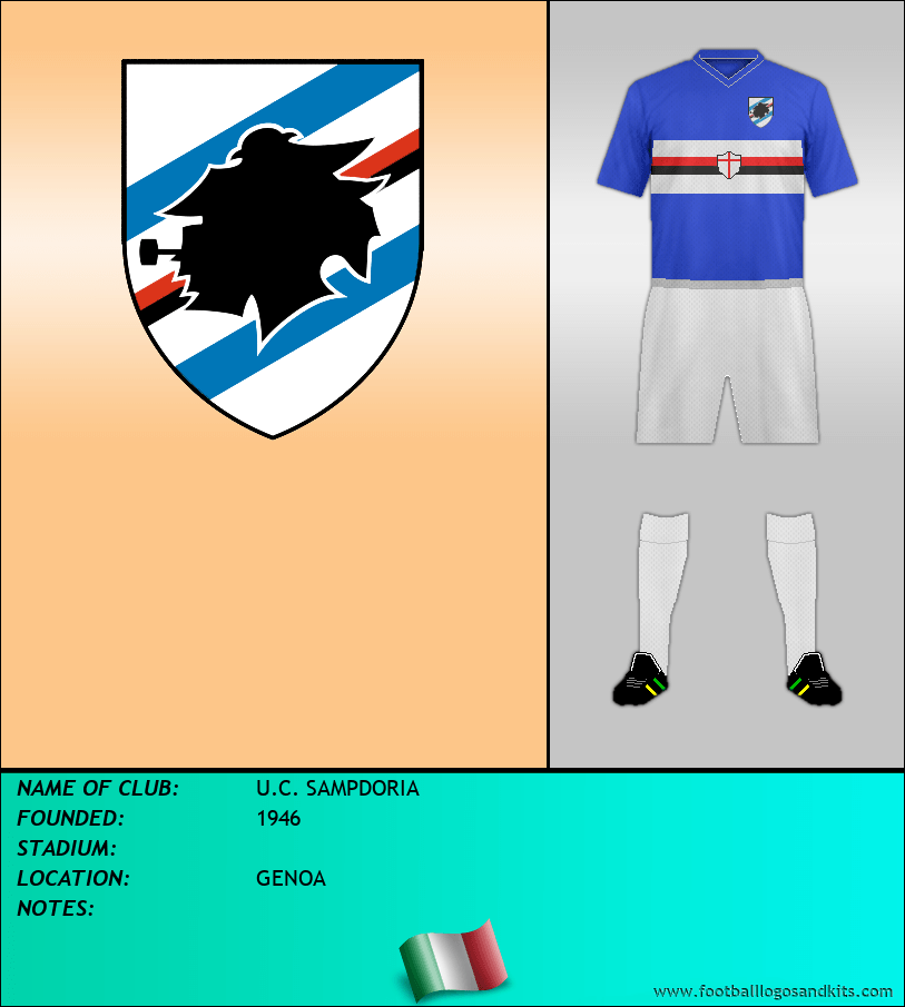 Logo of U.C. SAMPDORIA