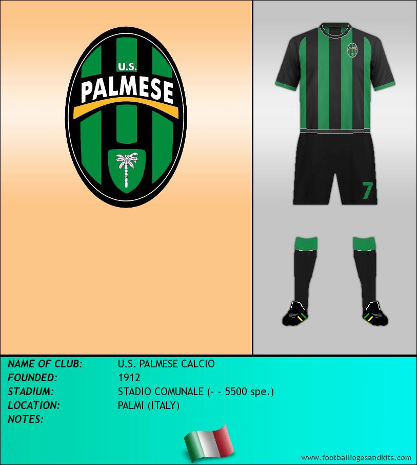 Logo of U.S. PALMESE CALCIO