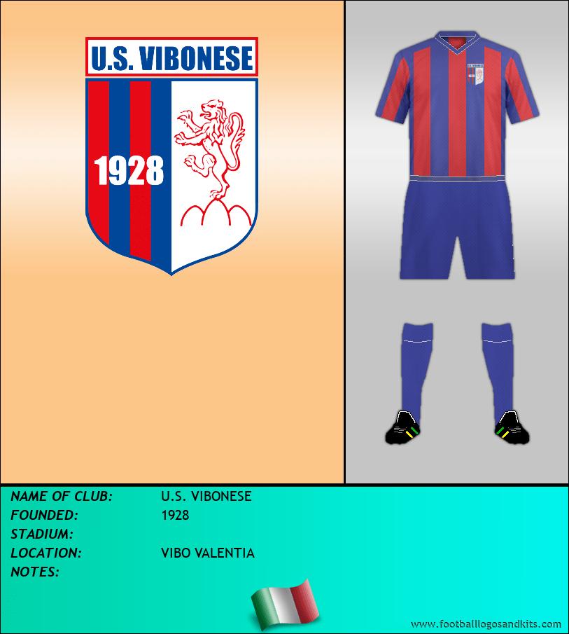 Logo of U.S. VIBONESE