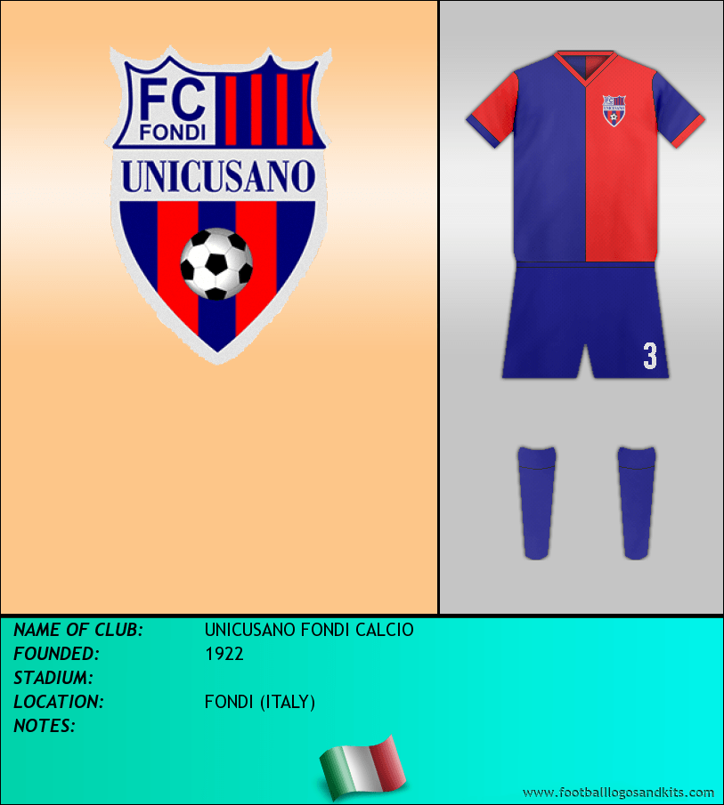 Logo of UNICUSANO FONDI CALCIO