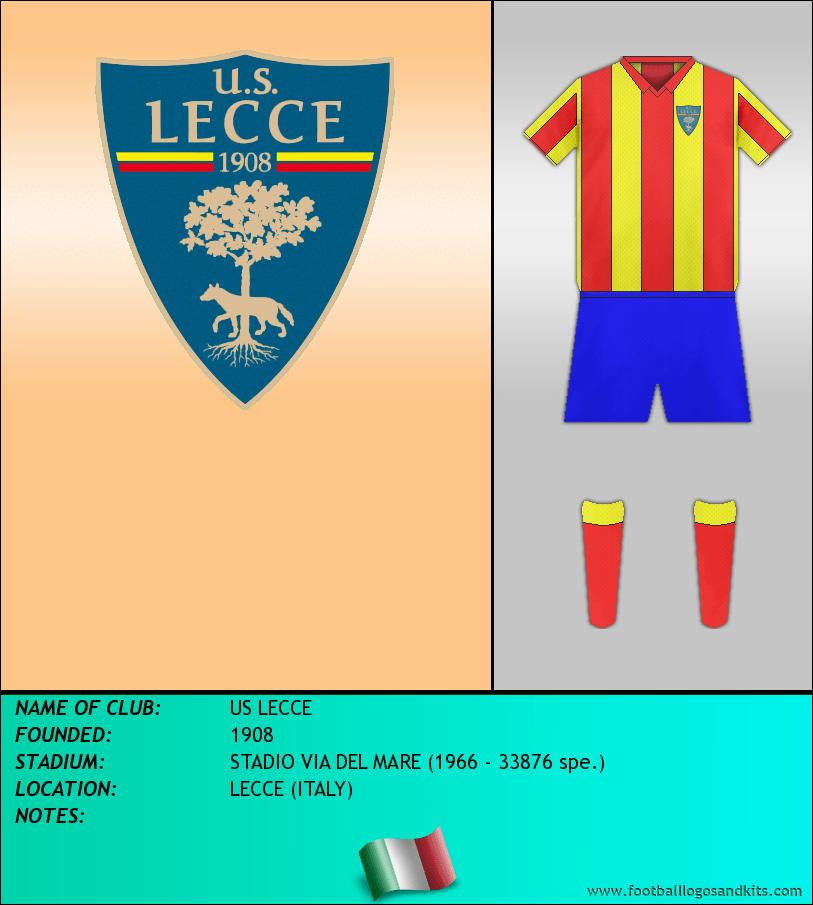 Logo of US LECCE