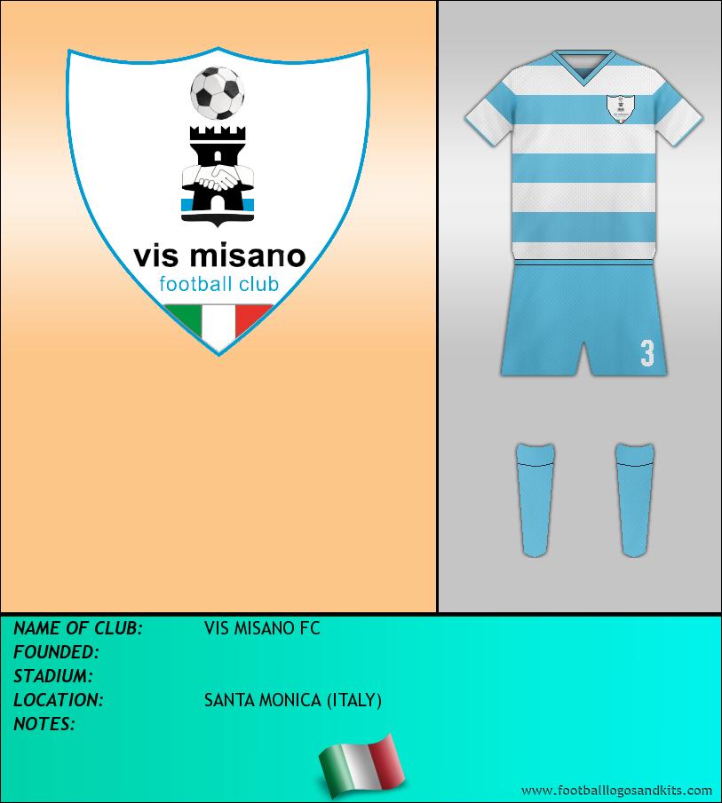 Logo of VIS MISANO FC