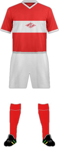 Kit FC SPARTAK SEMEY