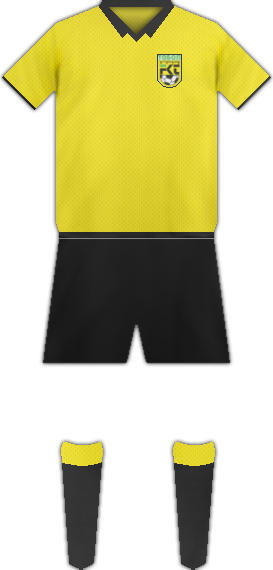 Kit FC TOBOL