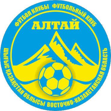 のロゴFC アルタイ (カザフスタン)