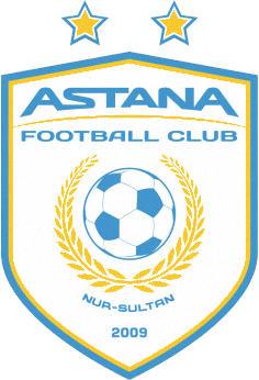 Logo of FC ASTANA (KAZAKHSTAN)