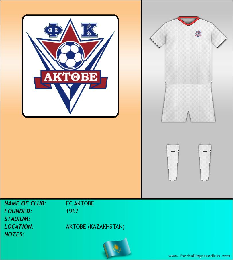 Logo of FC AKTOBE