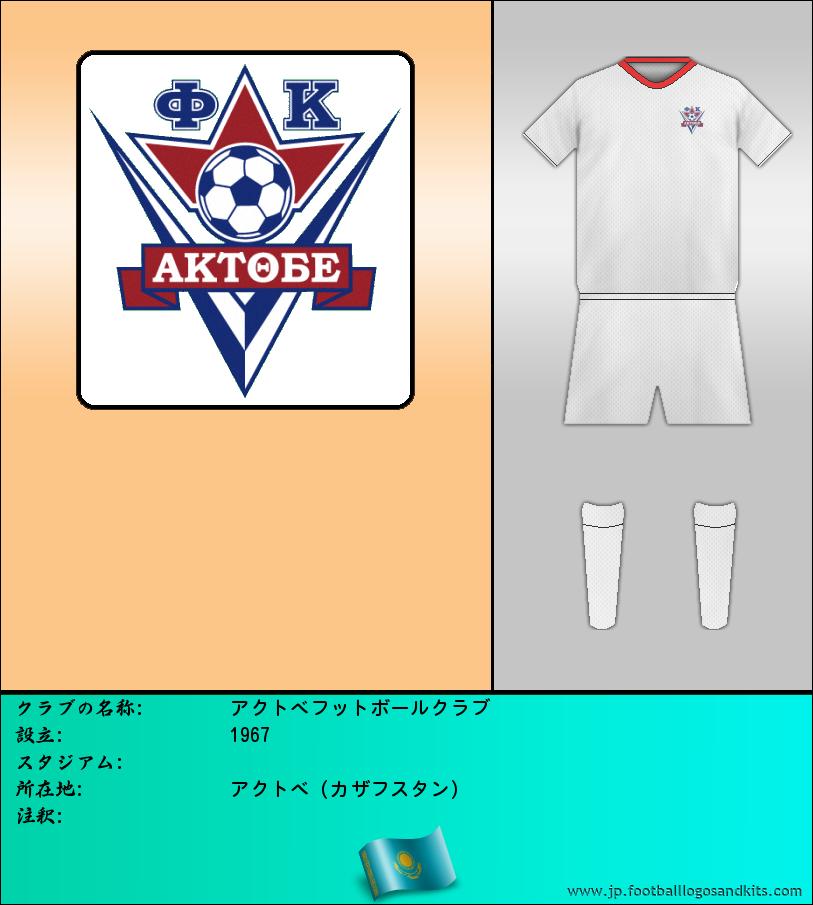 のロゴアクトベフットボールクラブ