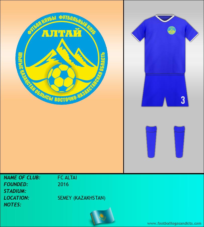 Logo of FC ALTAI