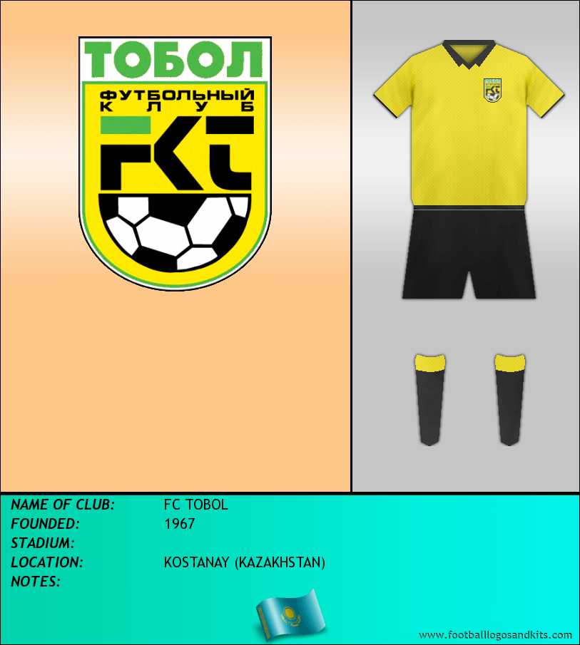 Logo of FC TOBOL