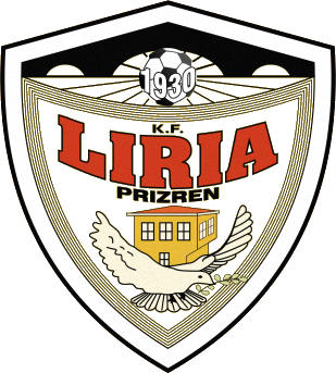 Logo of KF LIRIA (KOSOVO)
